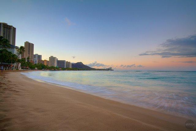 Waikiki-Beach