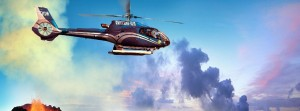 Volcano Helicopter Tours