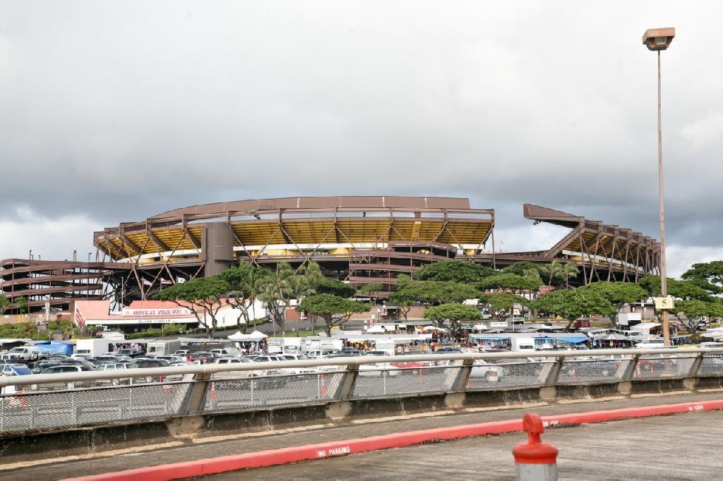 Aloha Stadium Honolulu