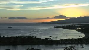 Honolulu Ala Moana Area