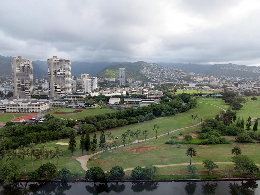 Ilima Hotel Balcony View