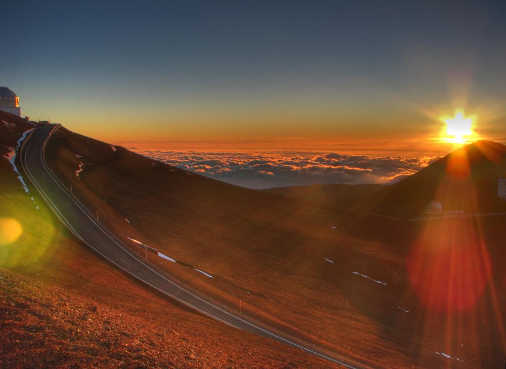 Trip to Mauna Kea