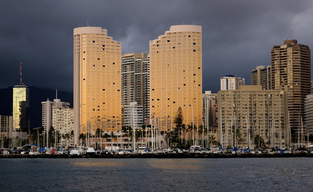 Waikiki Prince Hotel Honolulu
