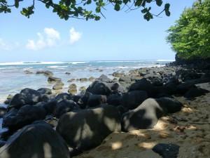 Donkey Beach Kauai