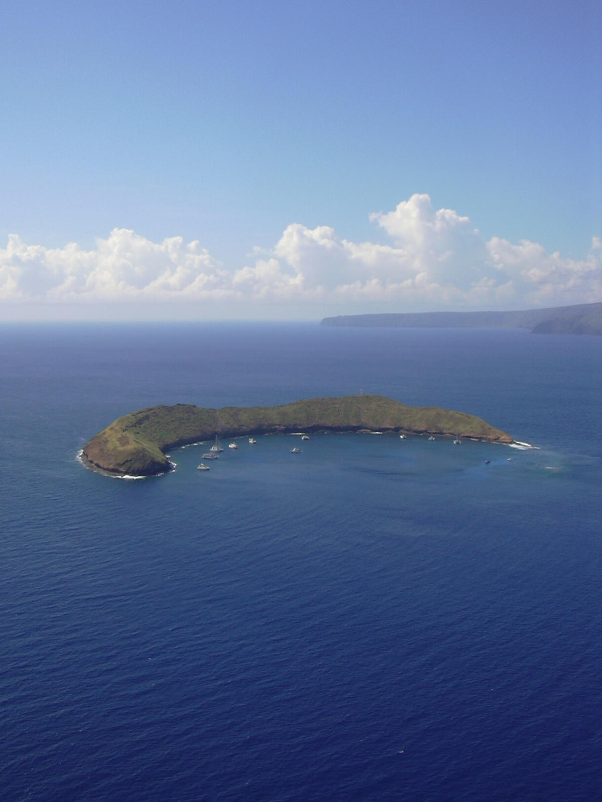 Molokini Island - Maui