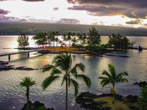 Live on an Hawaiian Island